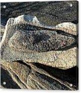 Rock In Rock Acrylic Print