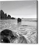 Rock Of Ages Acrylic Print