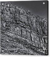 Rock Ridge 100 Acrylic Print