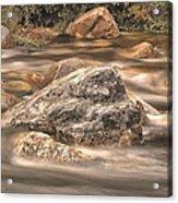 Rock Steady Acrylic Print