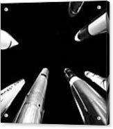 Rocket Launch Acrylic Print