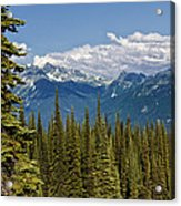 Rockies Acrylic Print