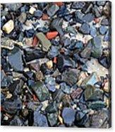 Rocks And Stones Acrylic Print