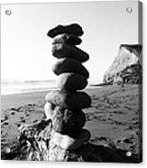 Rocks In Balance Acrylic Print