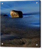 Rocks On The Beach Acrylic Print