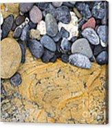 Rocks Acrylic Print