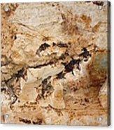 Rockscape 3 Acrylic Print