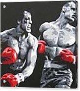 Rocky 4 Acrylic Print