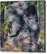 Rocky Ancestor Acrylic Print