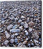 Rocky Beach Normandy France Acrylic Print