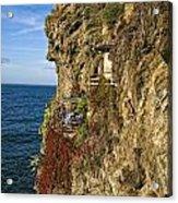 Rocky Cinque Terre Acrylic Print