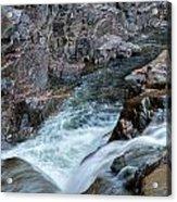 Rocky Gorge Acrylic Print