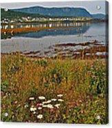 Rocky Harbour-nl Acrylic Print