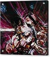 Rocky IIi Acrylic Print