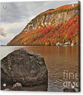 Rocky Lake Willoughby Acrylic Print