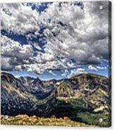 Rocky Mountain Dreams Acrylic Print