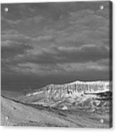 Rocky Mountain Front Acrylic Print