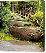 Rocky Path Acrylic Print