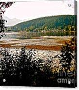 Rocky Point Port Moody Acrylic Print