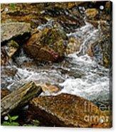 Rocky River 2 Acrylic Print