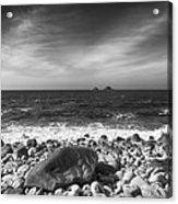 Rocky Shore Acrylic Print
