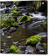 Rocky Stream 03 Acrylic Print