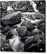 Rocky Stream Acrylic Print