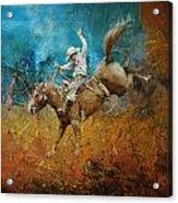 Rodeo 001 Acrylic Print