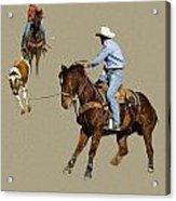 Rodeo 37 Acrylic Print
