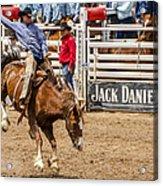 Rodeo Ride Acrylic Print