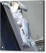 Rodin's The Vanguished -- 2 Acrylic Print
