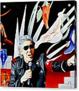 Roger Waters-the Wall Acrylic Print