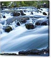Rogue River Falls 9 Acrylic Print