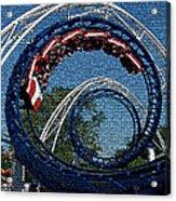 Roller Coaster 2 Acrylic Print