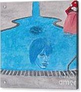 Rolling Stones Brian Jones Acrylic Print