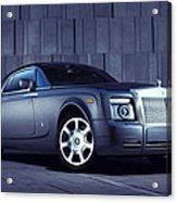 Rolls Royce 3 Acrylic Print