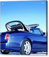 Rolls Royce 6 Acrylic Print