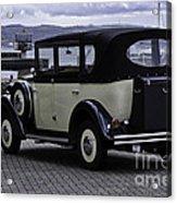Rolls Royce - Regent Acrylic Print