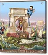 Roma I Acrylic Print