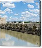 Roman Bridge Of Cordoba Acrylic Print