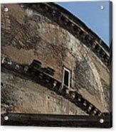 Roman Pantheon IIi Acrylic Print