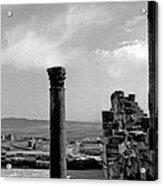 Roman Ruin Eleven Acrylic Print