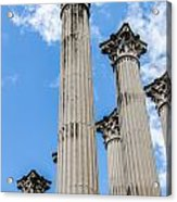 Roman Ruins Acrylic Print