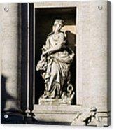 Roman Statue Acrylic Print