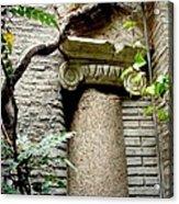 Roman Stone  Acrylic Print