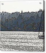 Romance II On Liberty Bay Acrylic Print