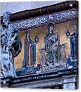 Romanesque Campanile Acrylic Print