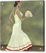 Romani Step Acrylic Print