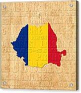 Romania Acrylic Print