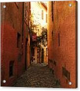 Romano Cartolina Acrylic Print